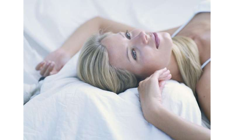 Web-based help for insomnia shows promise