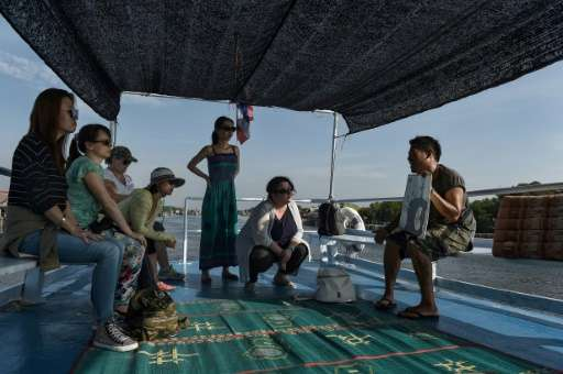 Whale-watching has become a global industry, with the number of people taking such trips growing to 13 million by 2008, accordin