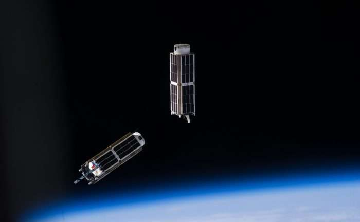 What are CubeSats?