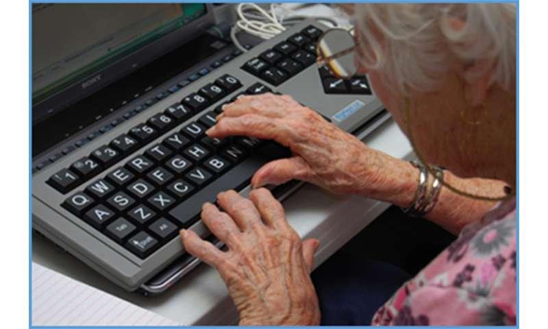 What digital divide? Seniors embrace social technology