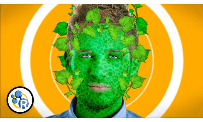 What if humans could photosynthesize? (video)