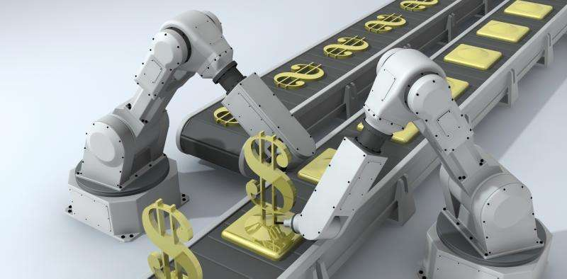 What to do when machines take our jobs? Give everyone free money for doing nothing