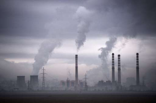 WHO data shows that outdoor pollution is responsible for more than three million fatalities annually