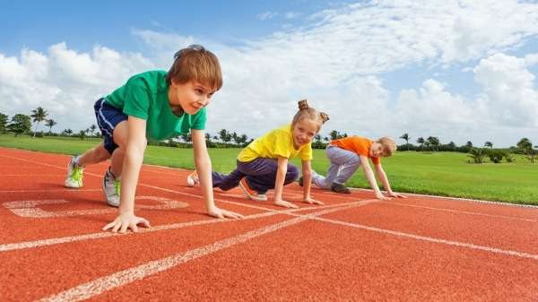 Why Aussie kids need organised sport