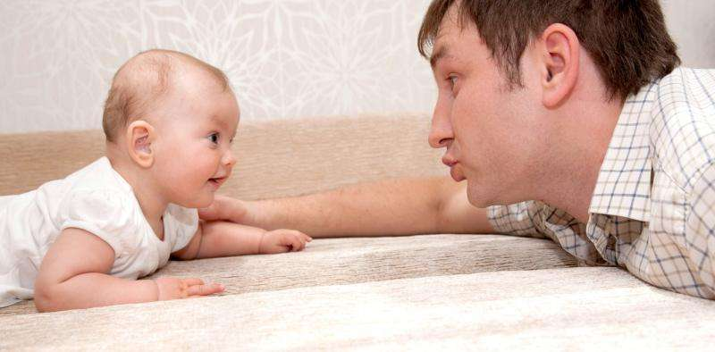 Why 'baby talk' is good for your baby