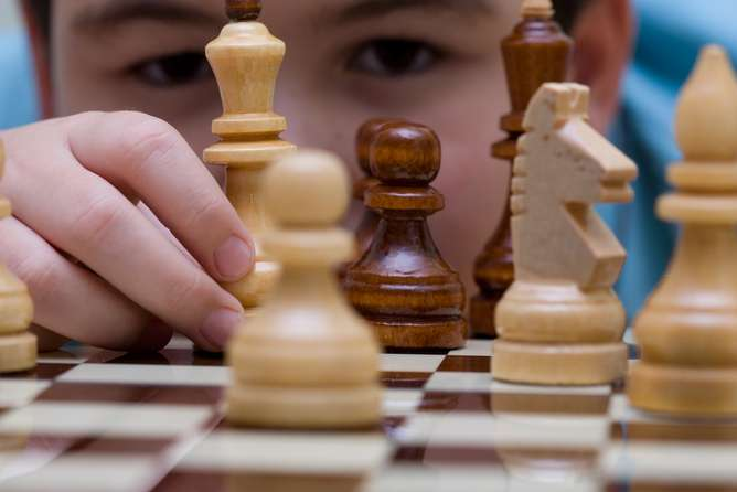 Why chess is good for young brains