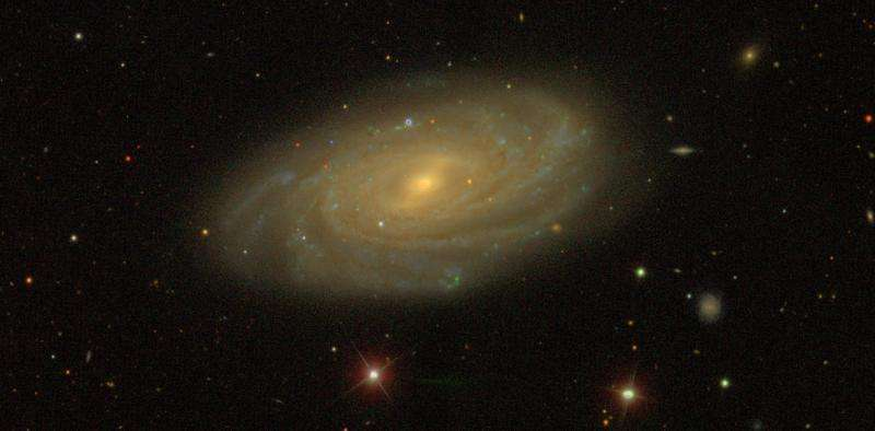 Why do some galaxies stop making newstars?