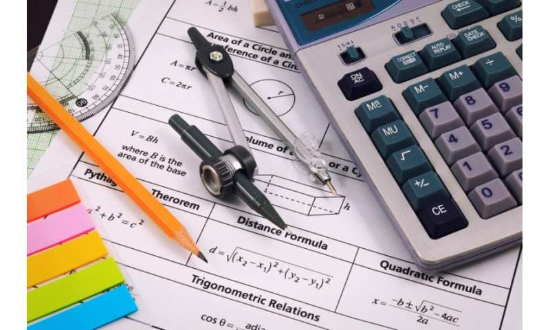 Why it doesn't help – and may harm – to fail pupils with poor mathsmarks