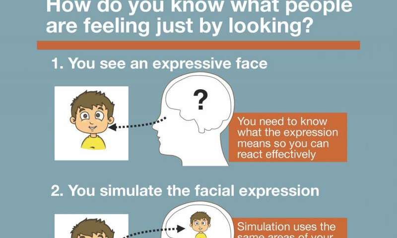 Why smiles (and frowns) are contagious