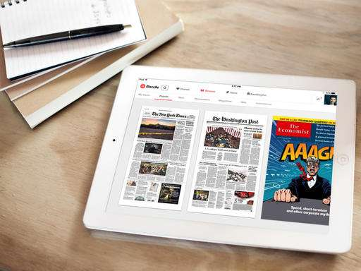 Will Americans like Blendle, the iTunes for news?