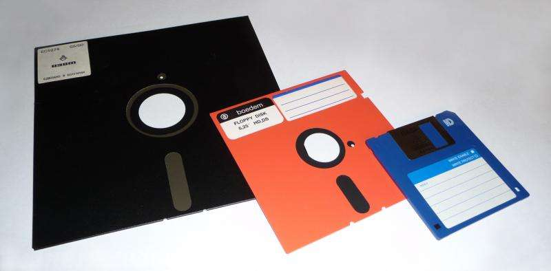 Would you trust your nuclear missiles to a floppy disk?