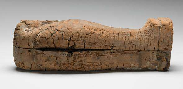 Youngest Ancient Egyptian human foetus discovered in miniature coffin at the Fitzwilliam Museum