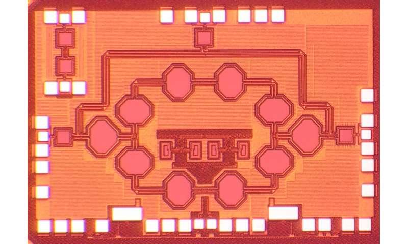 Columbia engineers invent breakthrough millimeter-wave circulator IC