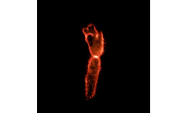 ALMA returns to Boomerang Nebula