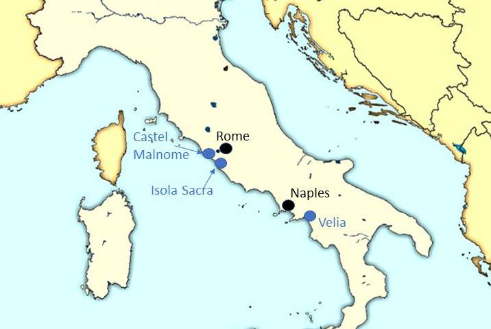 Ancient skulls shed light on migration in the Roman Empire