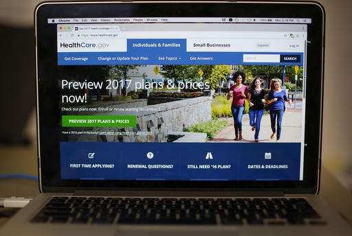 AP-NORC Poll: Broad worries about potential health care loss