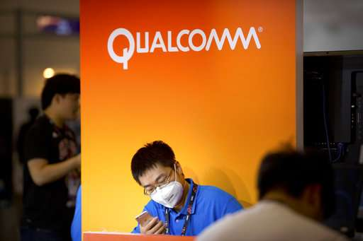 Apple seeks to void patent claims, fees in Qualcomm dispute