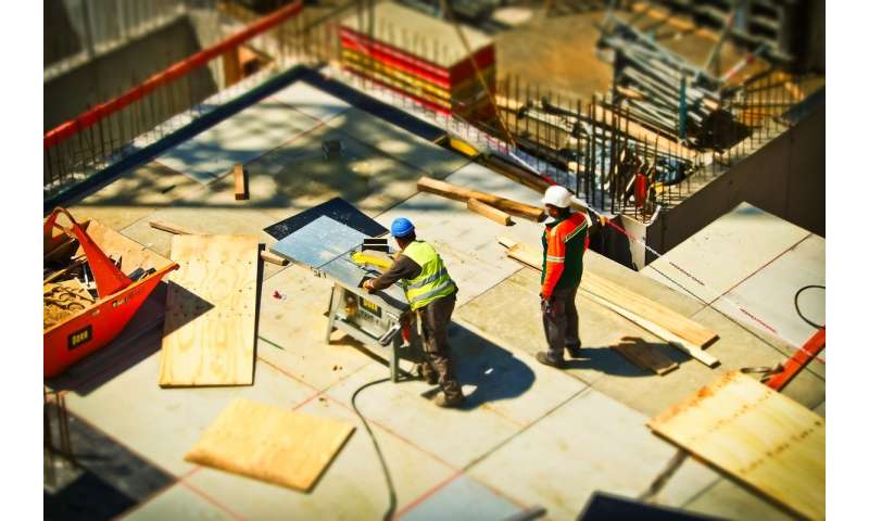 Apprentices in the construction industry are a high risk group for alcohol and drug use