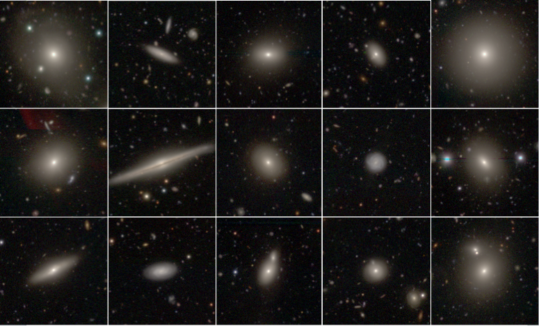 Astronomers spun up by galaxy-shape finding