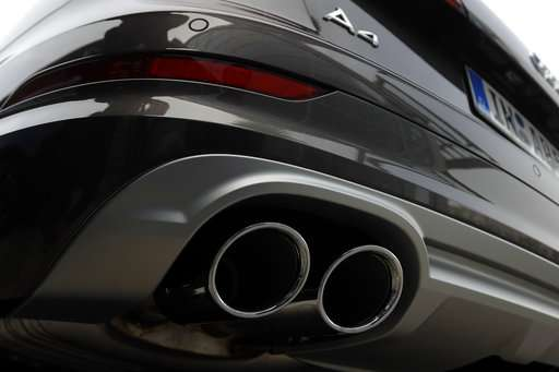 Audi German headquarters searched in emissions probe