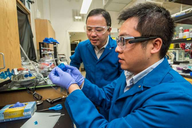 Berkeley Lab scientists discover new atomically layered, thin magnet