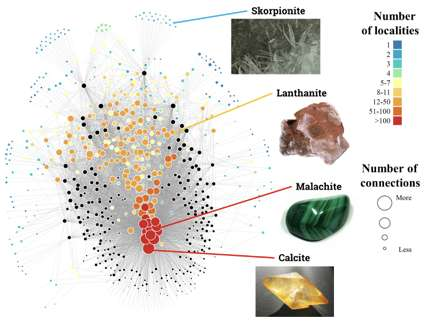 Big data points humanity to new minerals, new deposits