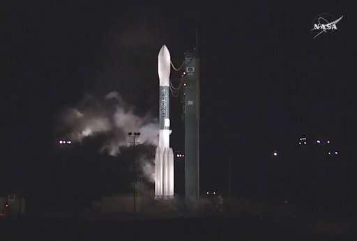California launch of new US weather satellite postponed