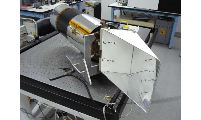 Camera on NASA's lunar orbiter survives 2014 meteoroid hit