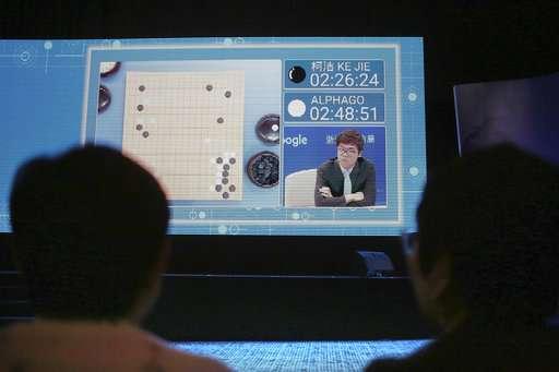 China blocks online broadcast of computer go match