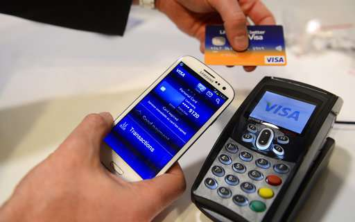 Coming soon: a selfie with your credit card application