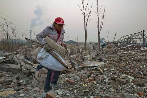 Converting coal would help China's smog at climate's expense