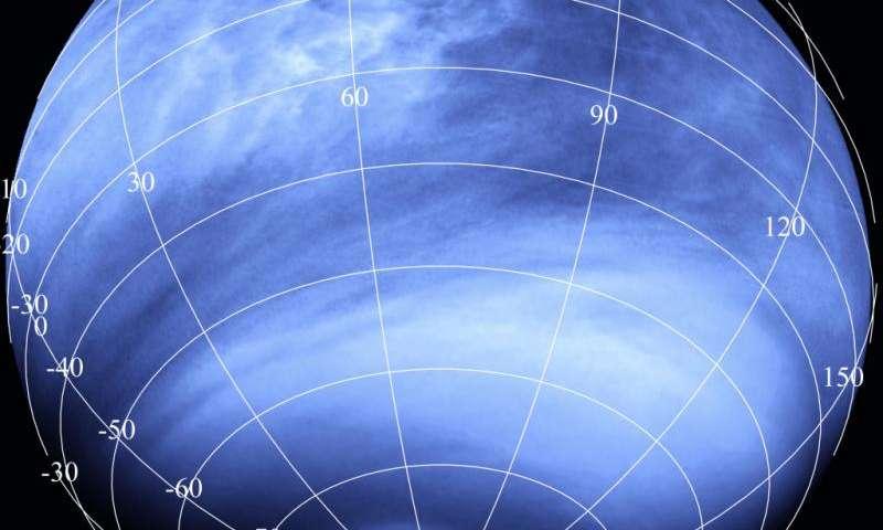 Could dark streaks in Venus' clouds be microbial life?