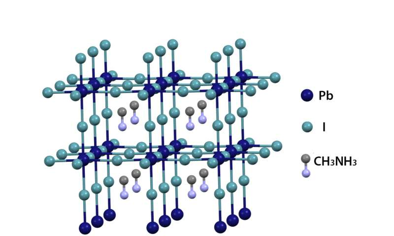 Crystalline material could replace silicon to double efficiency of solar cells