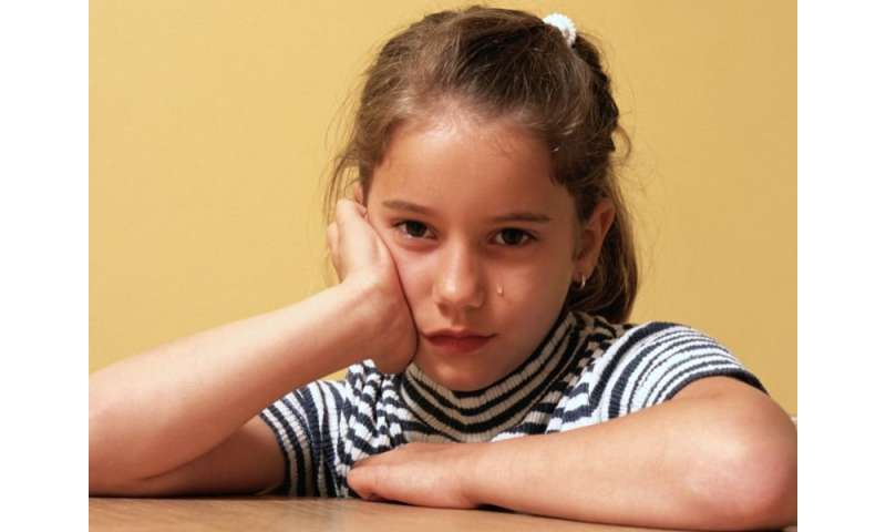 Early puberty in girls may take mental health toll