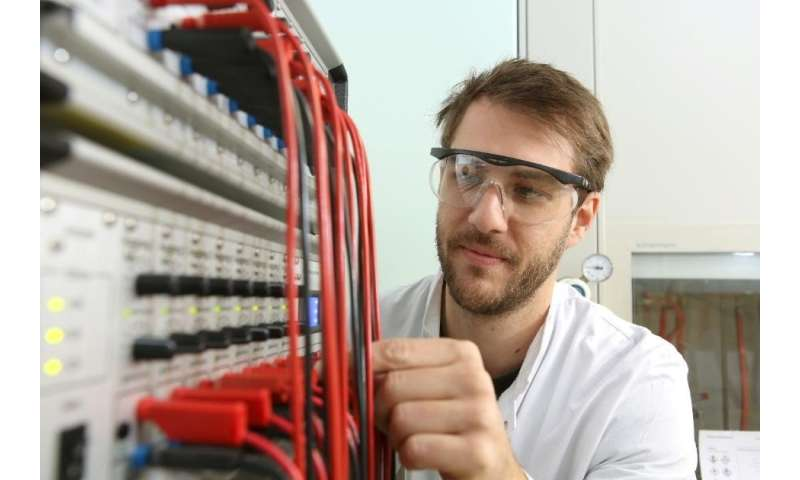 Electrochemistry opens up novel access to important classes of substances