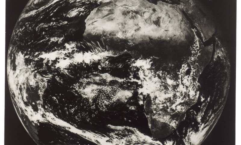 Forty years of Meteosat