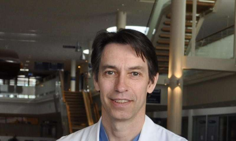 Genetic mutation linked to aortic dissection in the chest