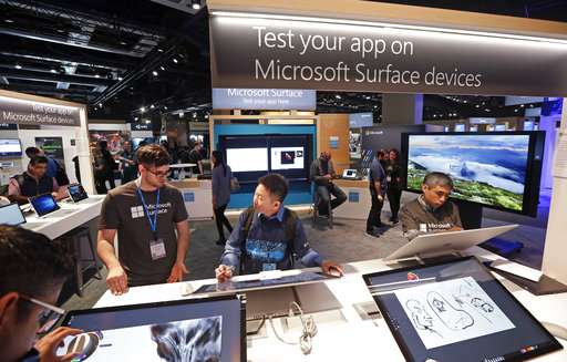 Half-billion Windows 10 devices, but PC slump stunts growth (Update)