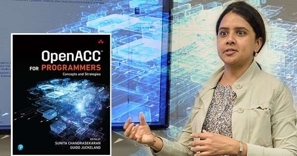 High-performance computing methods focus of new text
