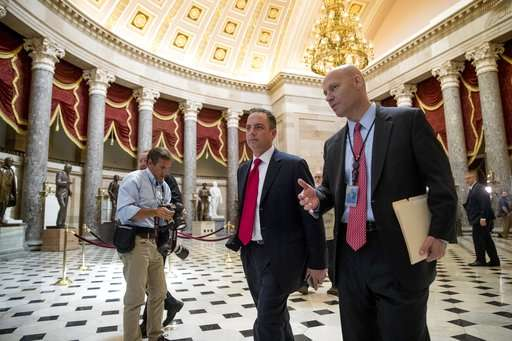 House OKs GOP health bill, a step toward Obamacare repeal