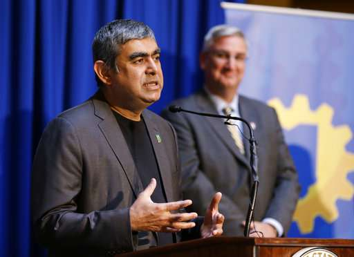 India-based IT company Infosys plans Indiana tech center