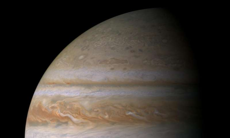 Juno Spacecraft to Fly Over Jupiter's Great Red Spot July 10