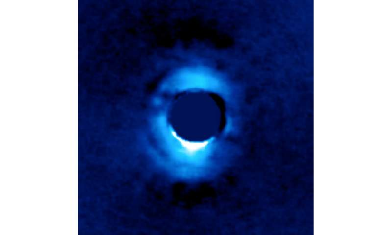 Keck Observatory planet imager delivers first science
