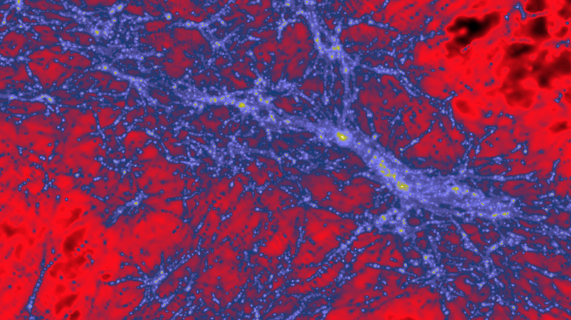 Largest-ever simulations help uncover the history of the galaxy
