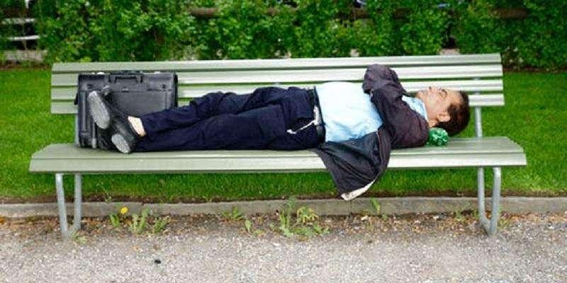 Links between poor sleep and poor mental wellbeing