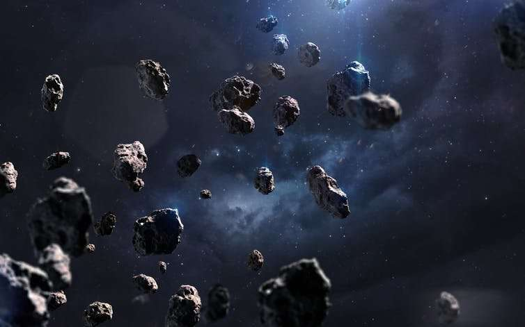 Metal asteroid Psyche is all set for an early visit from NASA