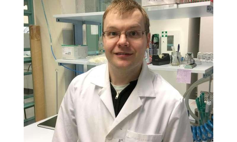 Nanofibres developed for healing bone fractures