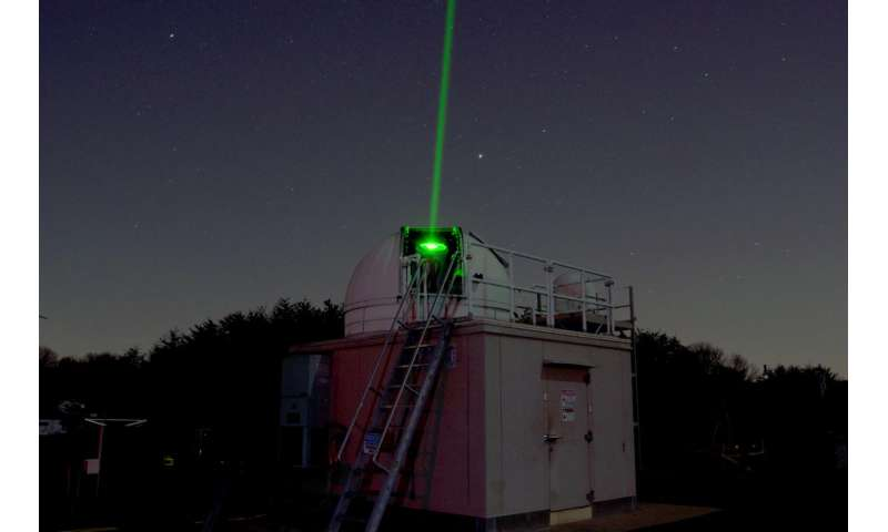 NASA and Norway to develop Arctic laser-ranging station
