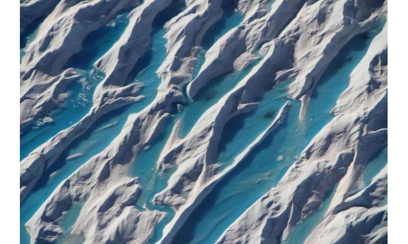 NASA annual Arctic ice survey expanded range this year