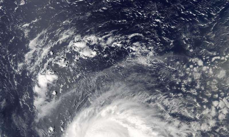 NASA gets 'eyed' by major Hurricane Jose